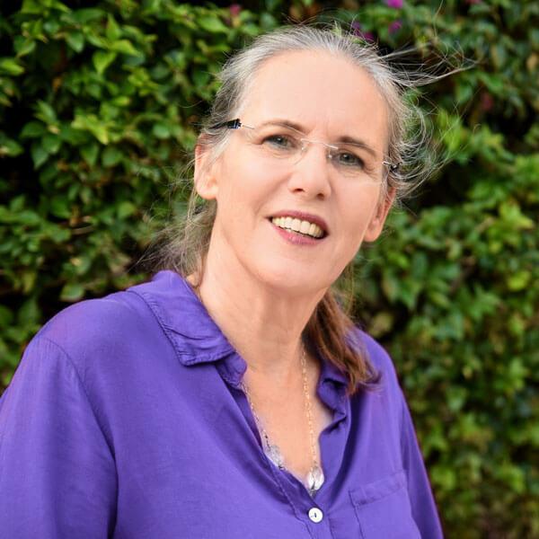 נוגה גזית, מייסדת המכללה לביואורגונומי